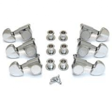 Gotoh 3x3 Full Size Chrome Keys Oulu