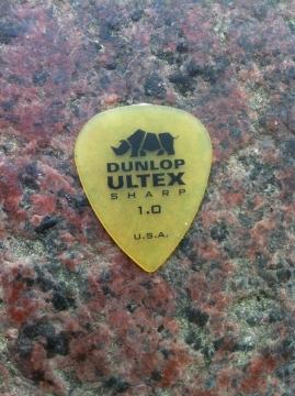 DUNLOP ULTEX SHARP 1.0mm