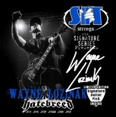 SIT SS-S1158WL - Wayne Lozinak Signature Powerwound