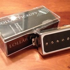 LOLLAR SINGLECOIL FOR HUMBUCKER NECK Oulu